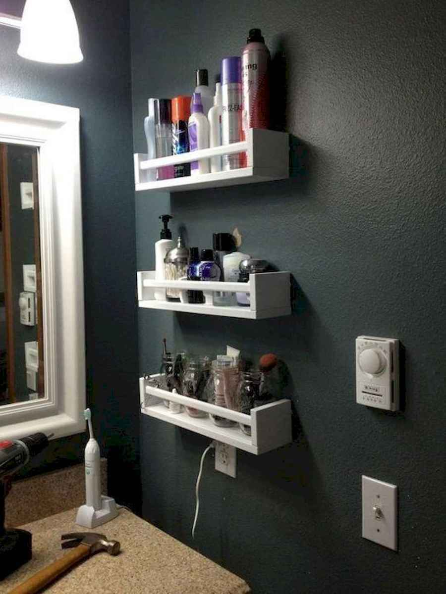 111 awesome small bathroom remodel ideas on a budget (88)