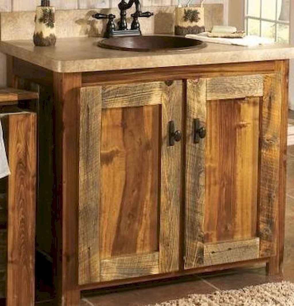 125 awesome farmhouse bathroom vanity remodel ideas (123)