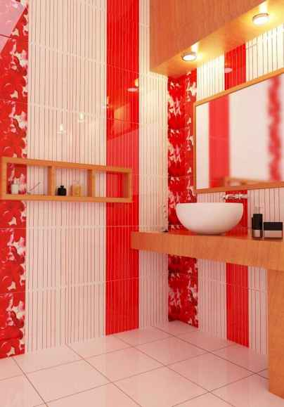 55 cool and relax bathroom design ideas (27)