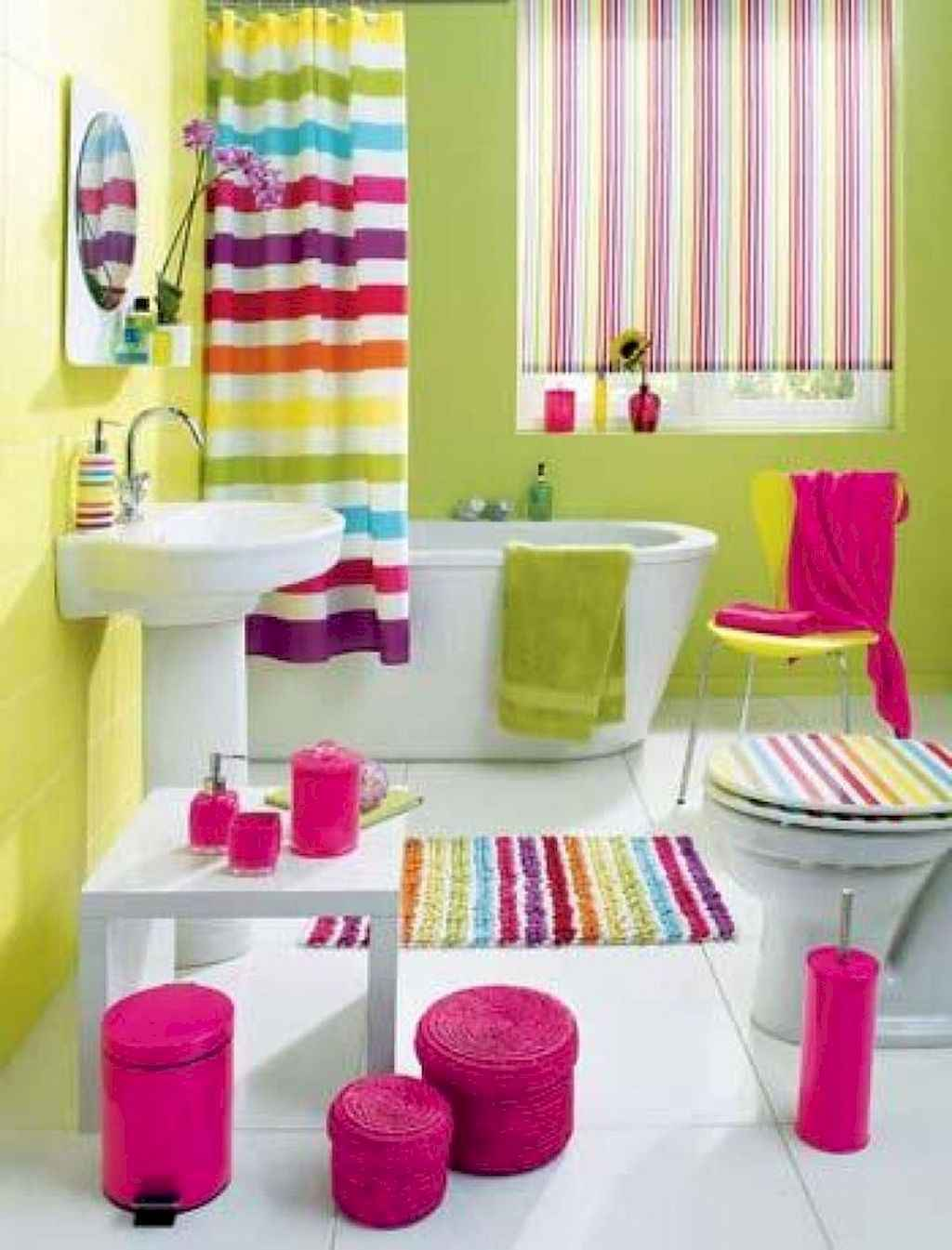 55 cool and relax bathroom design ideas (34)