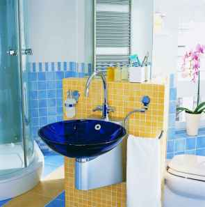 55 cool and relax bathroom design ideas (36)