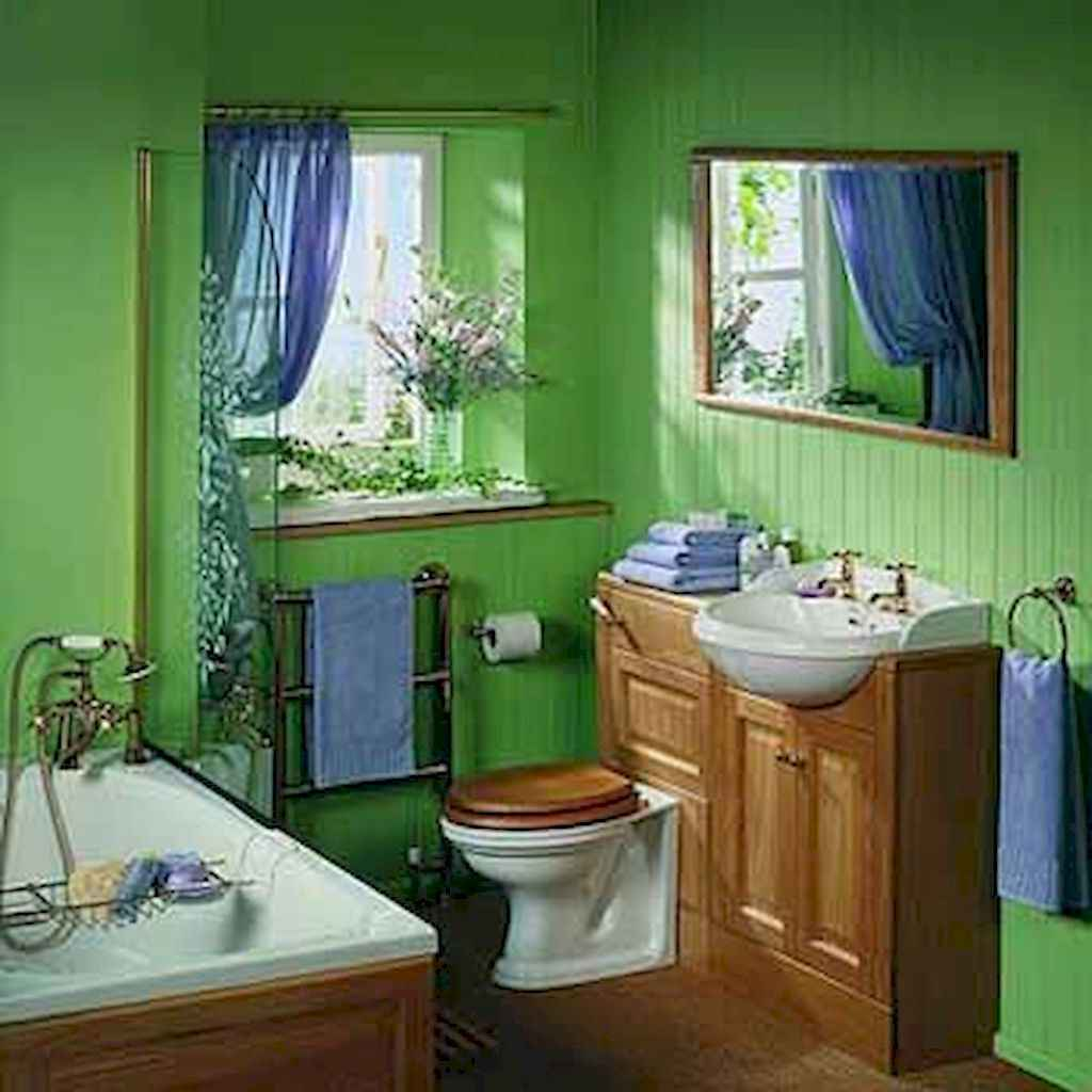 55 cool and relax bathroom design ideas (41)