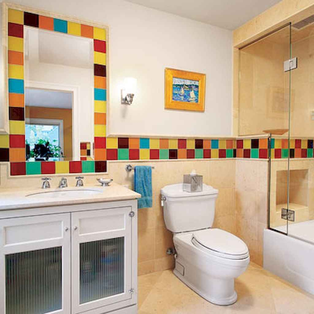 55 cool and relax bathroom design ideas (6)