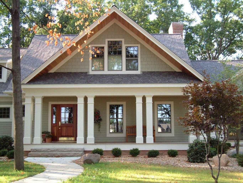 60 amazing farmhouse plans cracker style design ideas (3)