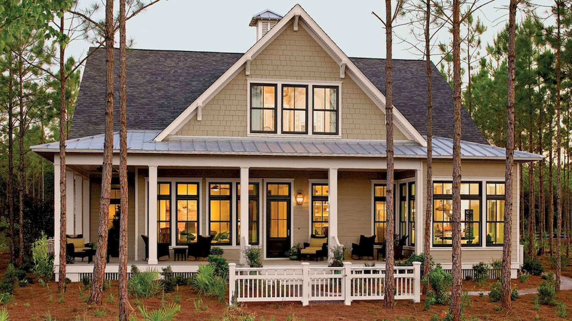 60 amazing farmhouse plans cracker style design ideas (45)