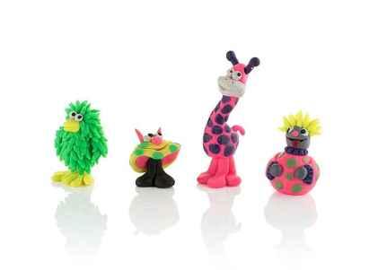 70 inspiring diy polymer clay figure ideas (43)