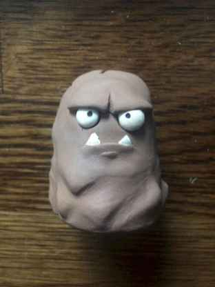 70 inspiring diy polymer clay figure ideas (62)