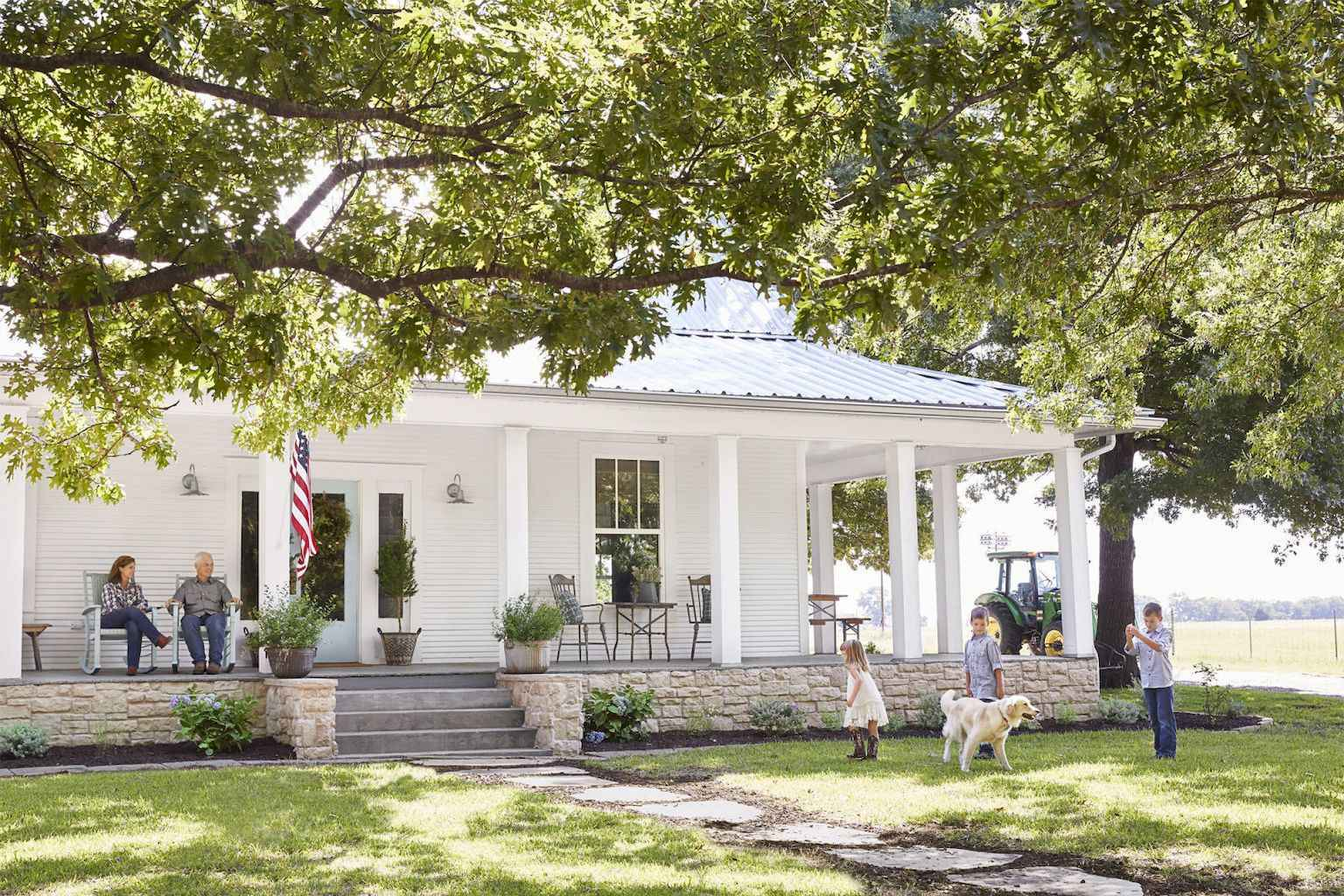 80 awesome plantation homes farmhouse design ideas (24)
