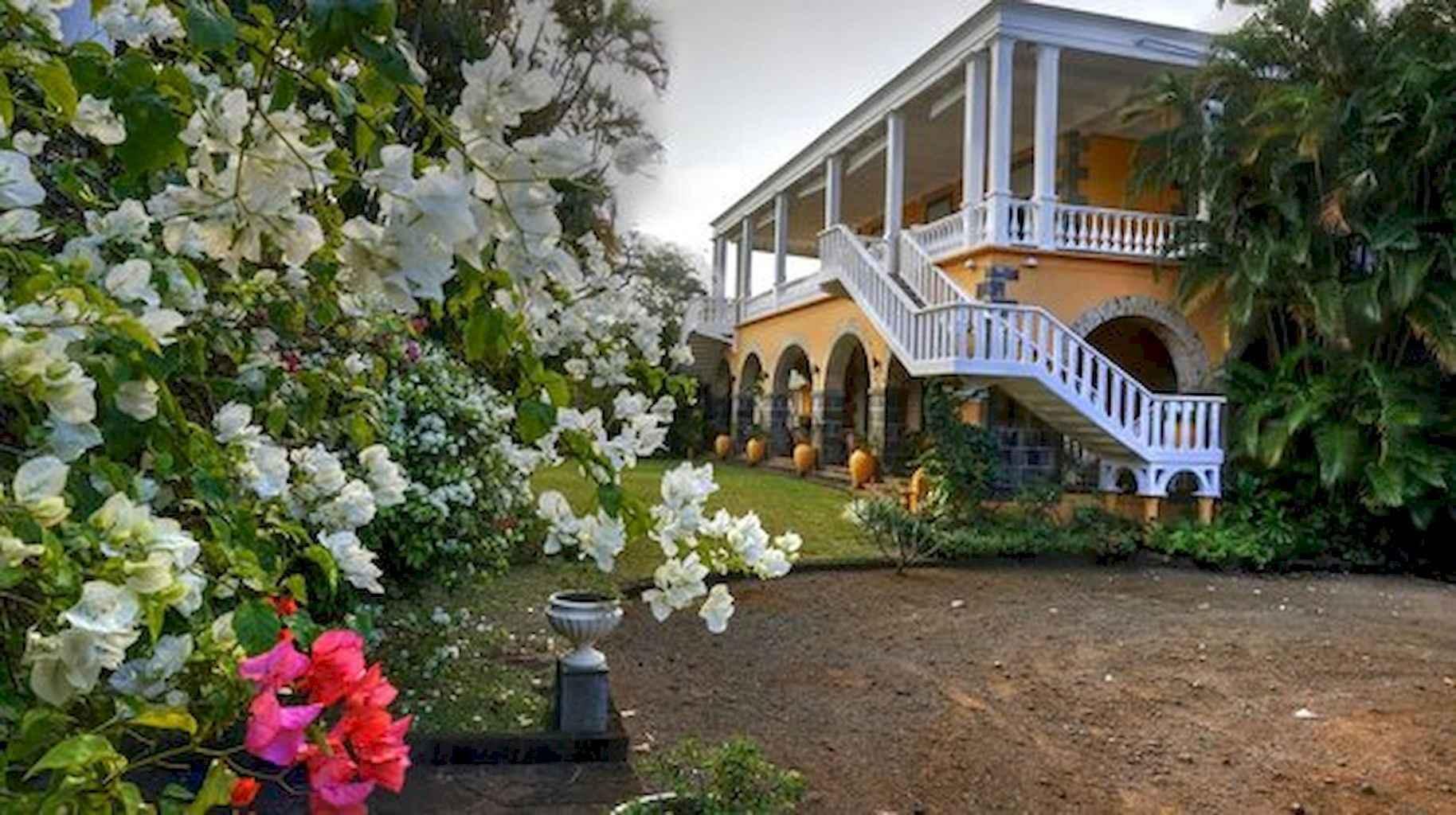 80 awesome plantation homes farmhouse design ideas (47)