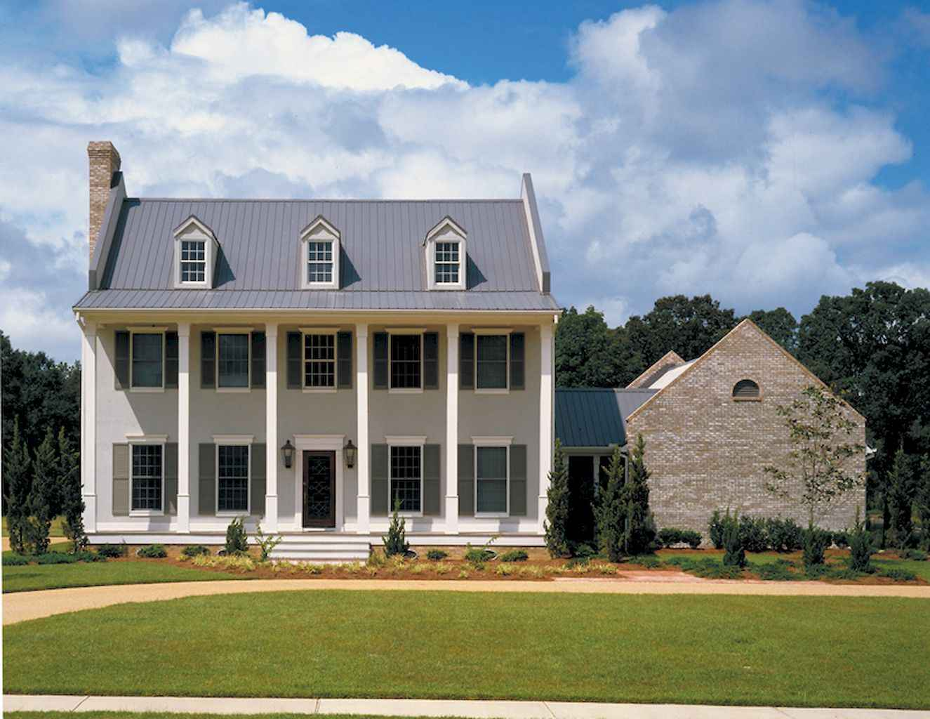 80 awesome plantation homes farmhouse design ideas (6)