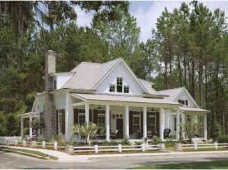 80 awesome plantation homes farmhouse design ideas (64)