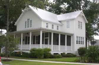 80 awesome plantation homes farmhouse design ideas (72)