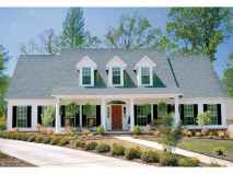 80 awesome plantation homes farmhouse design ideas (8)