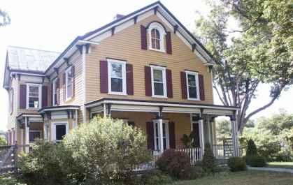 80 awesome victorian farmhouse plans design ideas (13)