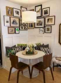 80 brilliant apartment dining room decor ideas (12)