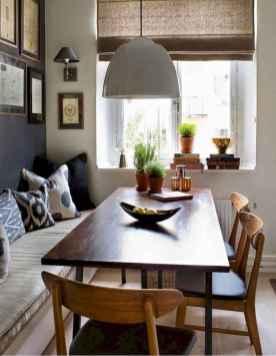 80 brilliant apartment dining room decor ideas (15)