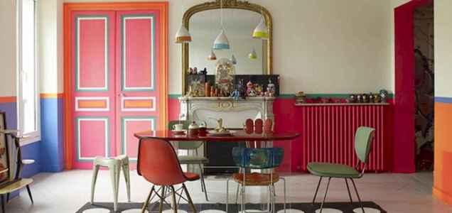80 brilliant apartment dining room decor ideas (24)