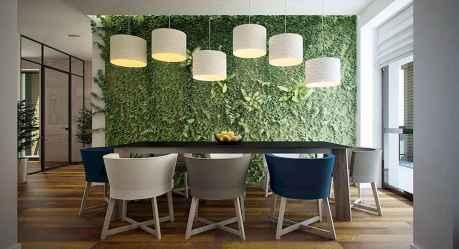 80 brilliant apartment dining room decor ideas (36)