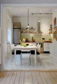 80 brilliant apartment dining room decor ideas (39)
