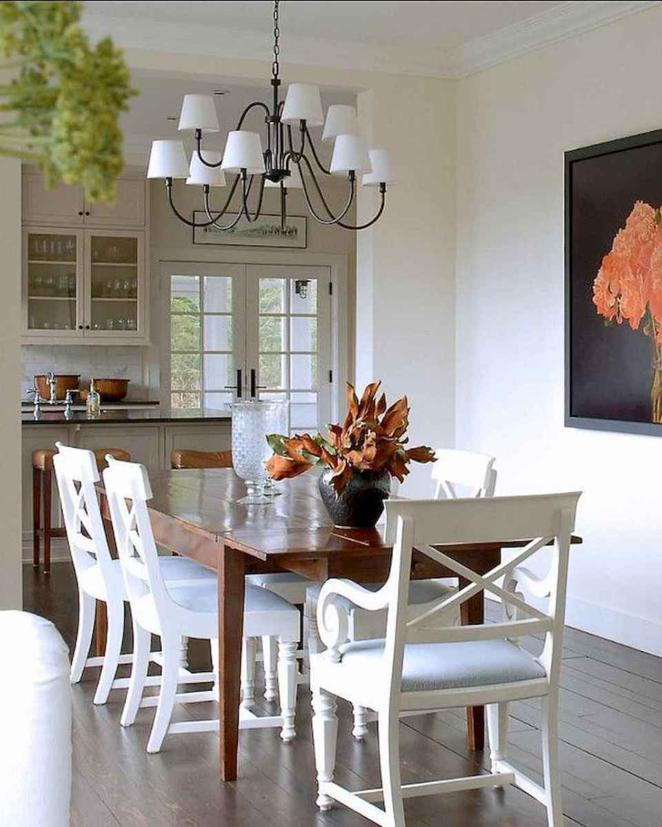 80 brilliant apartment dining room decor ideas (43)