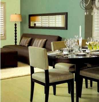80 brilliant apartment dining room decor ideas (44)