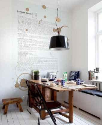 80 brilliant apartment dining room decor ideas (47)