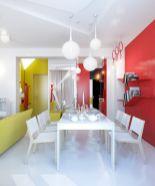 80 brilliant apartment dining room decor ideas (5)