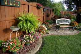 140 beautiful backyard landscaping decor ideas (135)