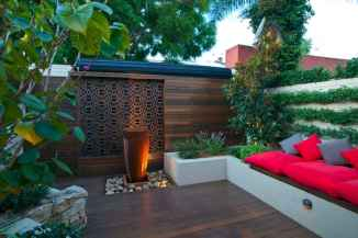 140 beautiful backyard landscaping decor ideas (144)