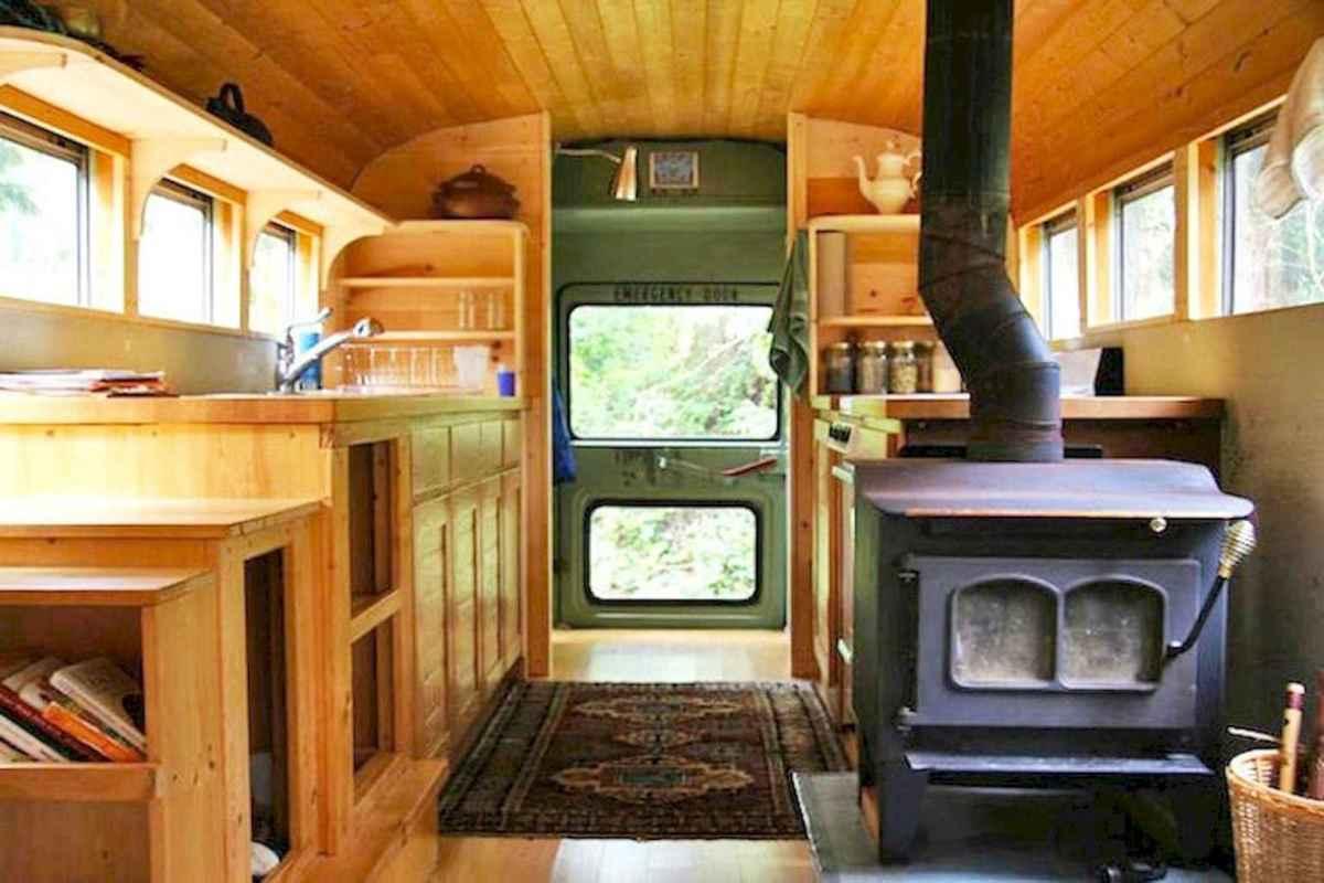 Amazing 25 Brilliant Bus Rv Conversion Decor Ideas 18 Roomadness Com Home Interior And Landscaping Oversignezvosmurscom
