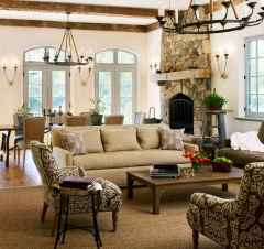 30 spectacular french country cottage decor ideas (24)