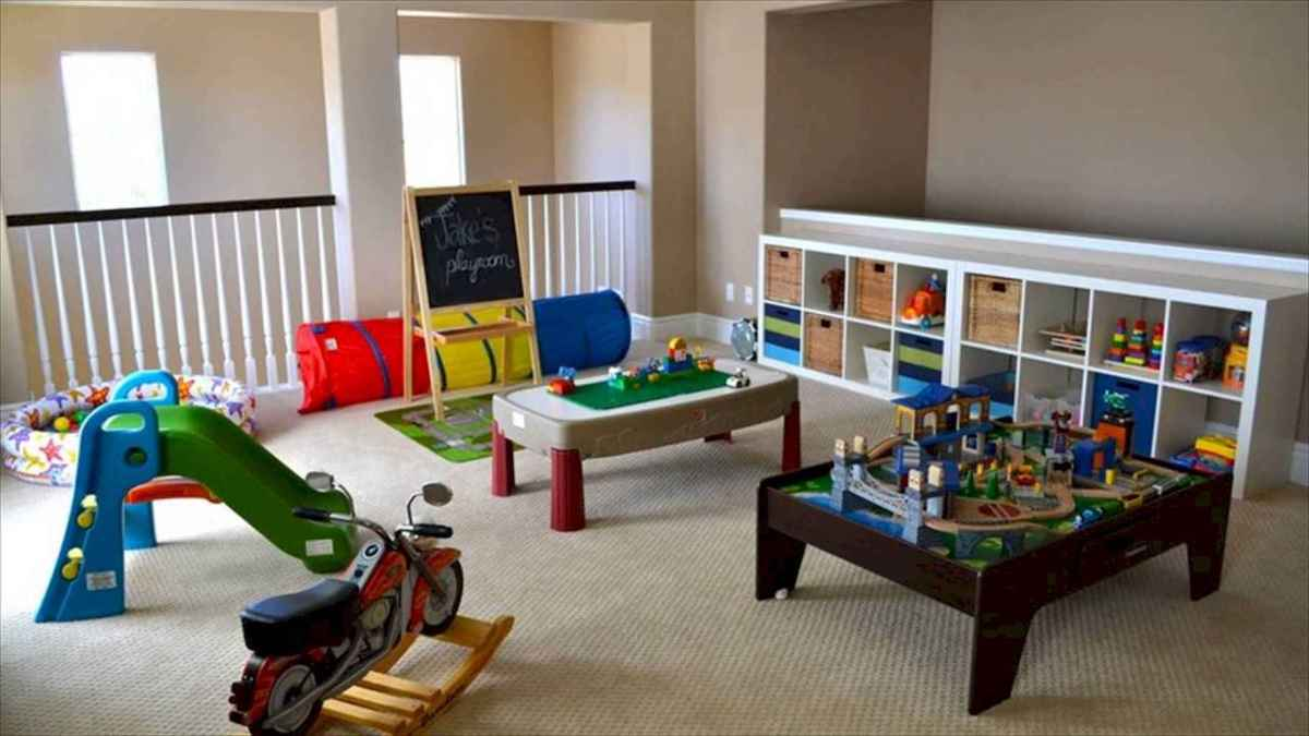 35 amazing playroom ideas for your kids (26)