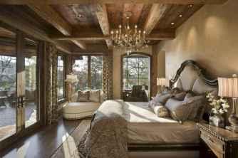 Top 25 farmhouse master bedroom decor ideas (18)