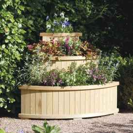 20 awesome cascading planter decor ideas and remodel (2)