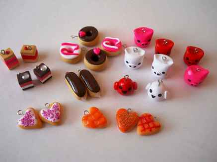 25 easy to try diy polymer clay cake design ideas (16)