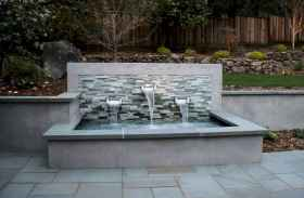 30 beautiful backyard ideas water fountains design and makeover (24)