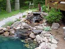30 beautiful backyard ideas water fountains design and makeover (8)