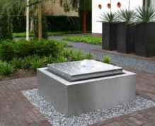 30 beautiful backyard ideas water fountains design and makeover (9)