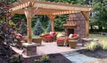 35 beautiful backyard patio decor ideas and remodel (23)