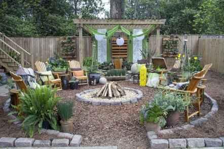 40 rustic backyard design ideas and remodel (10)
