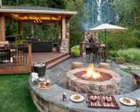 40 rustic backyard design ideas and remodel (28)