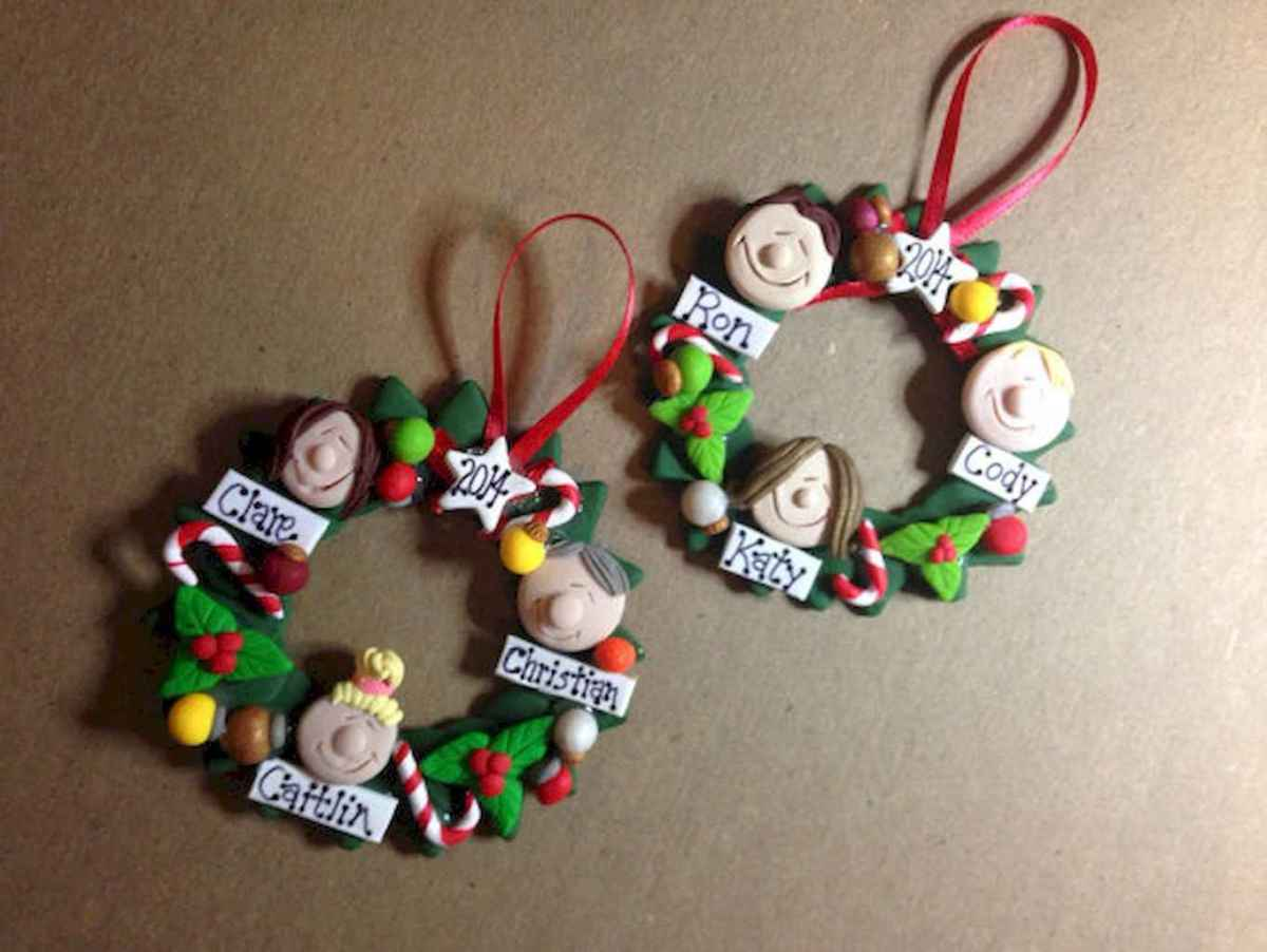 Polymer Clay Christmas Ideas.50 Easy To Try Diy Polymer Clay Christmas Design Ideas 3
