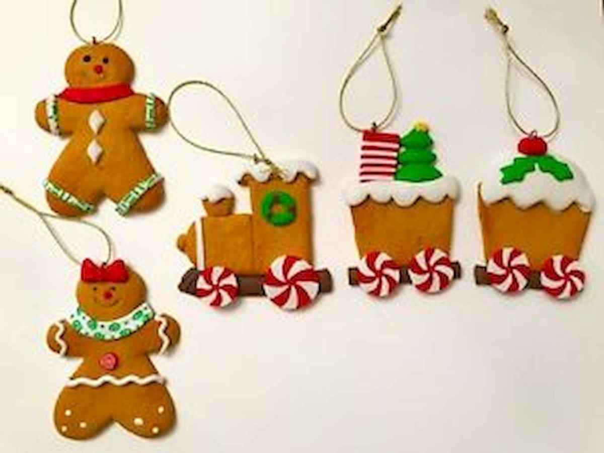 50 easy to try diy polymer clay christmas design ideas (45)