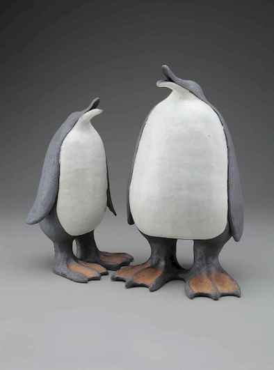 55 easy to try diy polymer clay animals design ideas (49)