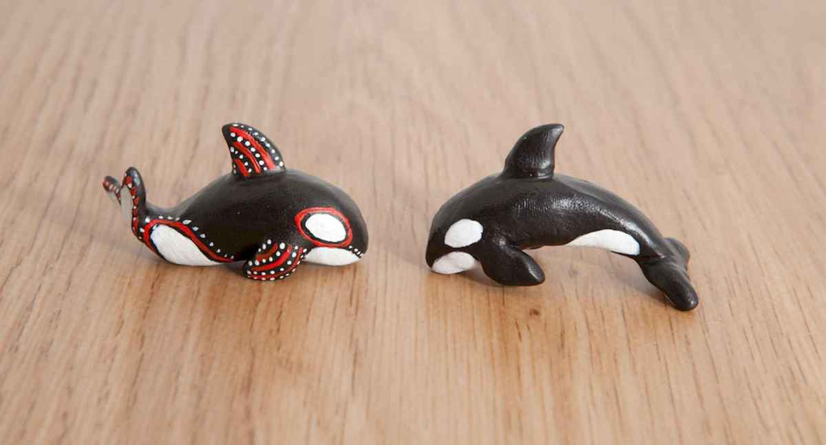 55 easy to try diy polymer clay animals design ideas (55)
