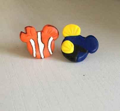 60 easy to try diy polymer clay disney design ideas (5)