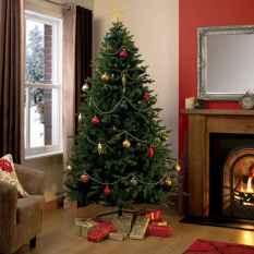 100 beautiful christmas tree decorations ideas (19)