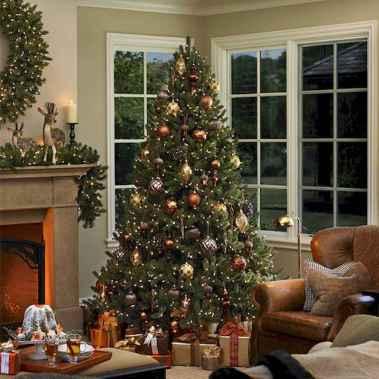 100 beautiful christmas tree decorations ideas (24)