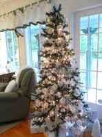100 beautiful christmas tree decorations ideas (34)