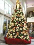 100 beautiful christmas tree decorations ideas (47)